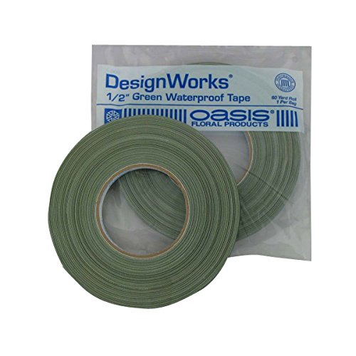 Oasis 1/2x60yd Green Waterproof Tape Shinoda Design Center 4574411600