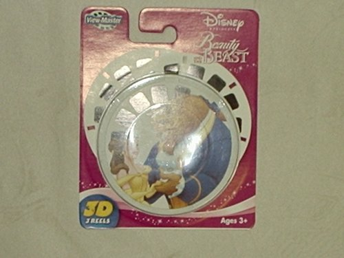 ViewMaster 3D Reels - Beauty and the Beast 3-pack Set Fisher-Price C7166