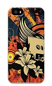 Audio Riot20 PC Case Cover for iPhone 5 and iPhone 5s 3D
