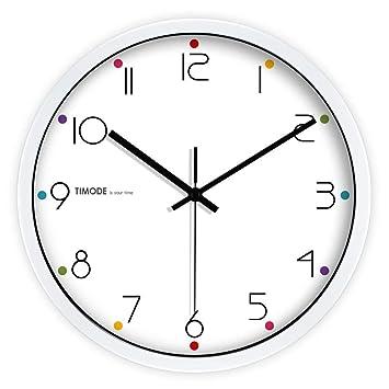 PDZD KS Birds Nest Creativa Moderna réplica Reloj silencioso Muro Decorativo Pegatinas decoración Reloj Reloj de