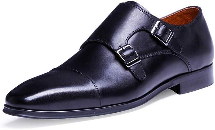 Egs Shoes Chaussures Mengke Haut De Gamme En Cuir Chaussures Monks