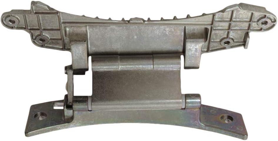 Compatible Door Hinge for Kenmore 110.47789700 Whirlpool WFW9200SQA10 Whirlpool WFW9400SW03 Whirlpool WFW9470WR00 Maytag MHWE900VJ00 Washer's
