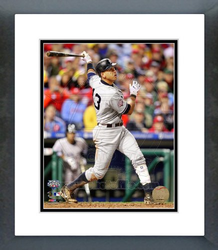 Alex Rodriguez 2009 World Series Game 3 Home Run Framed Picture ()