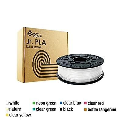 XYZprinting da Vinci Jr. & mini Series PLA Spool Filament - Assorted Colors (For da Vinci Jr. & mini Series ONLY)