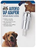 AutoFlo Automatic Faucet Tap Adaptor Dog Triggered Drinking Fountain Waterer