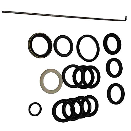 SML22859 Ford Loader Lift Hydraulic Cylinder Seal Kit 770 770A 770B Rod (Ford Loader Parts)