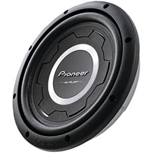 Pioneer TS-SW3001S4 12-Inch Shallow Step Up S4 Subwoofer (Discontinued by Manufacturer)
