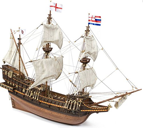 Occre 12003 Golden Hind Model Ship Building Kit 1:85 scale