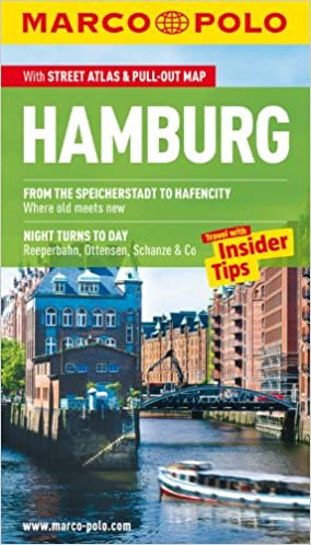 Hamburg Marco Polo Pocket Guide (Marco Polo Travel Guides) (Marco ...