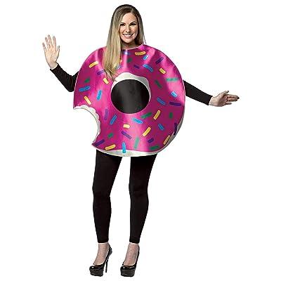 Rasta Imposta Strawberry Donut w/Bite: Clothing