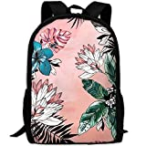 Adult Backpack School Bag Seismosaurus Dinosaur Travel Bags
