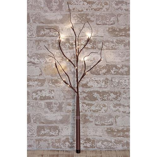Heart of America Brown Wrapped Branch 27'' by Heart of America