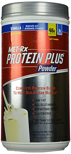 MET Rx Protein Powder Vanilla pound product image