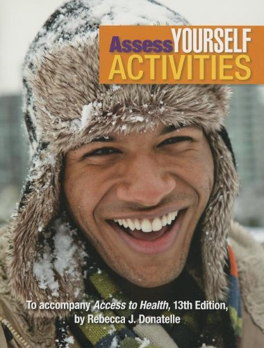 Assess Yourself Activities for Access to Health