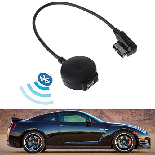 Fucung AMI MMI MDI Wireless Bluetooth Adapter USB Stick MP3 For Audi A3 A4 A5 A6 Q5 Q7 After 2010 by Fucung
