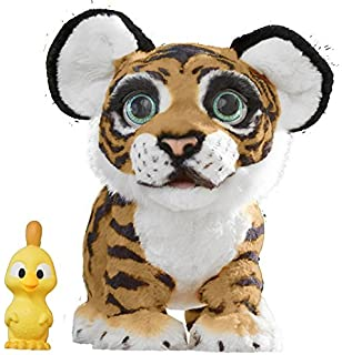 FurReal Friends - Tyler, mi tigre jugueton (Hasbro B9071175) (versión en español