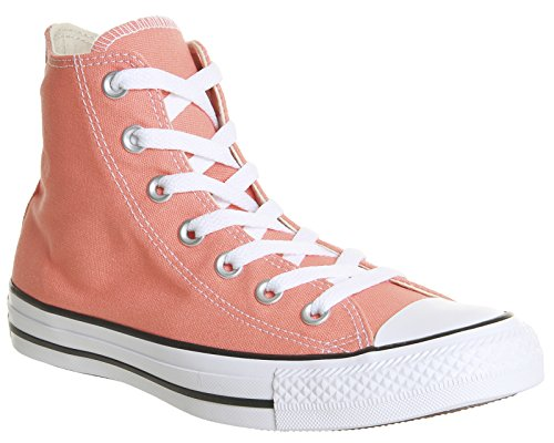 Converse Unisex Adults' M3310 Hi-Top Trainers Sunblush White gWa6NJ2