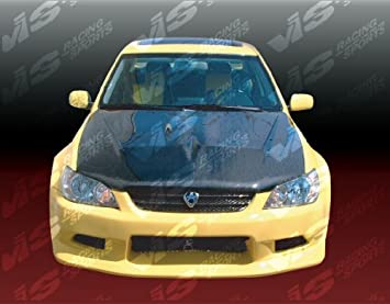 VIS 99 05 IS300 Altezza Carbon Fiber Hood INVADER 02 03 Amazonco
