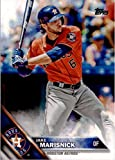 2016 Topps Baseball Series One #257 Jake Marisnick Houston Astros