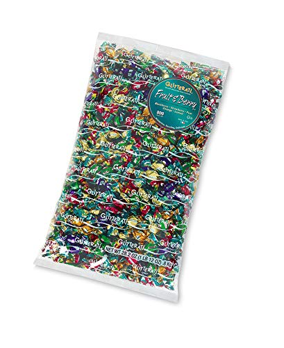 Chipurnoi Glitterati Assorted Fruit Candy - 800 Pieces - 1.9 lb