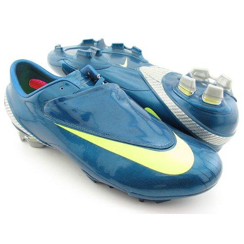 Nike Mercurial VAPOR V FG, blau