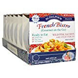 St Dalfour French Bistro Wild Pink Salmon with Vegetables 6 Pack 6 2 oz 175 g Each