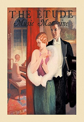 Buyenlarge The Etude Music Magazine from Another Room Wall Decal, 36