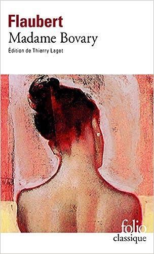Madame Bovary (Folio (Gallimard)) (French Edition): Gustave Flaubert ...