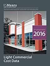 RSMeans Light Commercial Cost Data 2016