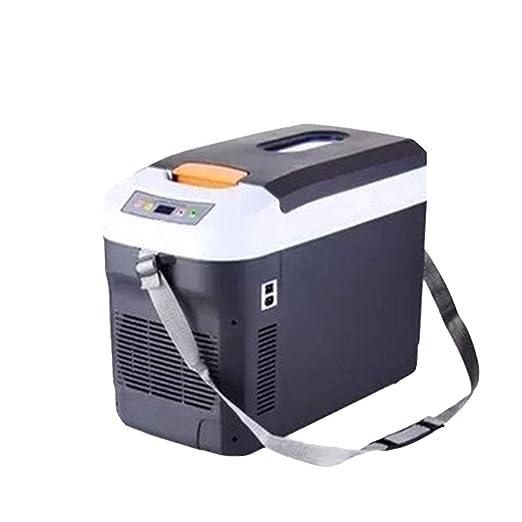 weyb Refrigerador pequeño portátil Mini del Frigorífico Coche ...
