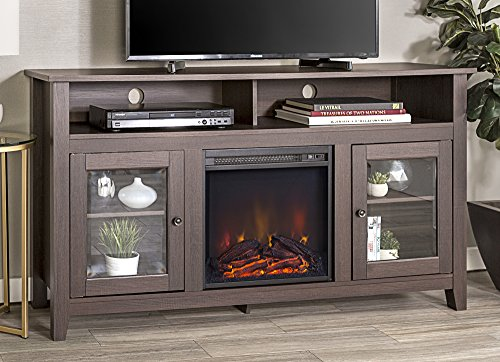 60 inch fireplace tv stand - 3