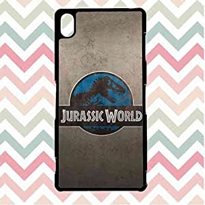 Dust-Proof Phone Funda Carcasa Case For Sony Xperia Z3 Jurassic World Sony Xperia Z3 Personalized Case