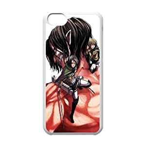 iPhone 5C Phone Case Attack On Titan 30C04077