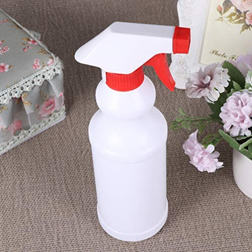 iplusmile Empty Spray Bottle,12 Pack 500ML Refillable Sprayer Leak Proof Trigger Sprayer with Mist& Stream Modes for Essential Oil,Water,Kitchen,Bath,and Cleaning