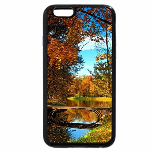 iPhone 6S / iPhone 6 Case (Black) The Colours of fall