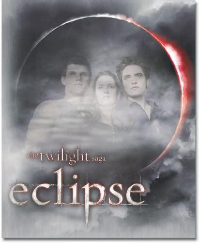 Twilight Saga Eclipse Edward manta de forro polar manta