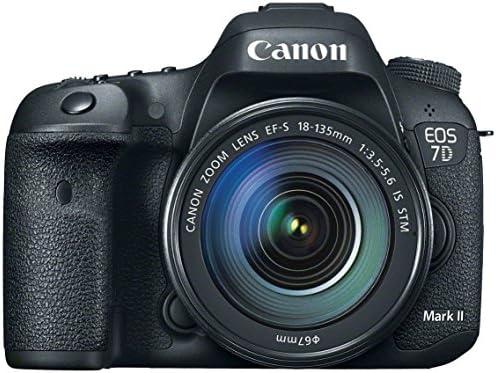 Canon - Eos 7d mark ii + 18/135 is stm: Amazon.es: Electrónica