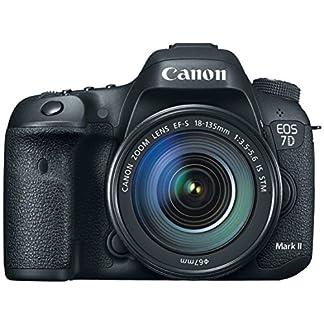 Canon EOS 7D Mark II Digital SLR Camera + 18-135mm is USM Lens 19