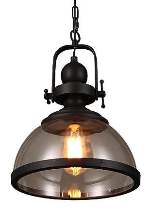 Retro Vintage Lámpara Colgante Sala De Estar Lámparas De ...