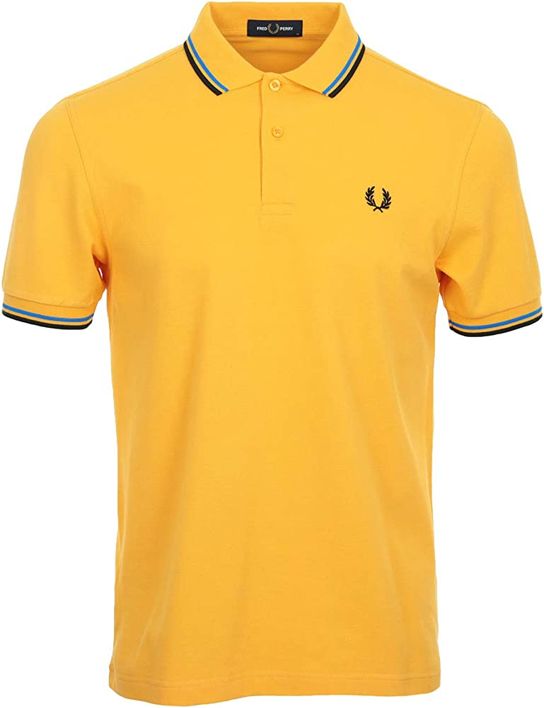 Fred Perry Twin Tipped Shirt, Polo - XL: Amazon.es: Ropa y accesorios