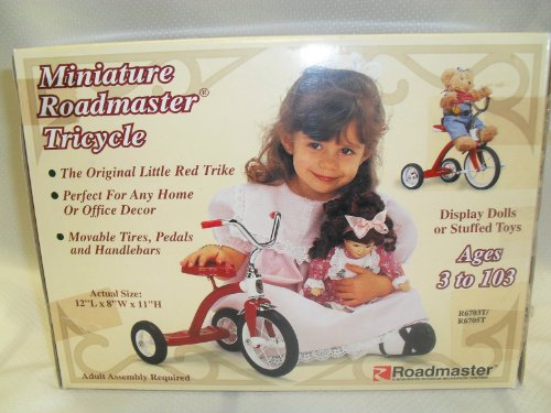 Miniature Roadmaster Tricycle