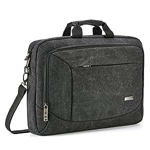 Amazon.com: 15.6 inch Laptop Messenger Case, Evecase 15.6