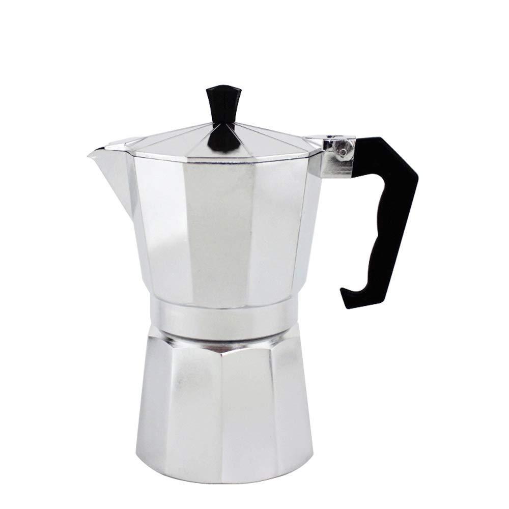 Acquisto TYUIO Caffettiera in Alluminio pressa Francese/caffettiera Espresso Caffettiera a percolatore (Dimensioni : 150ml) Prezzi offerta