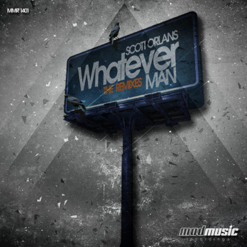 Whatever Man (Lauro Martins Remix)