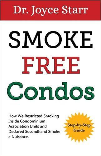 Smoke Free Condos: How We Restricted Smoking Inside