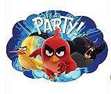Angry Birds Movie Invitations