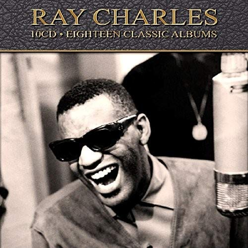 (Eighteen Classic Albums/ 187 Tracks/ Ray Charles)