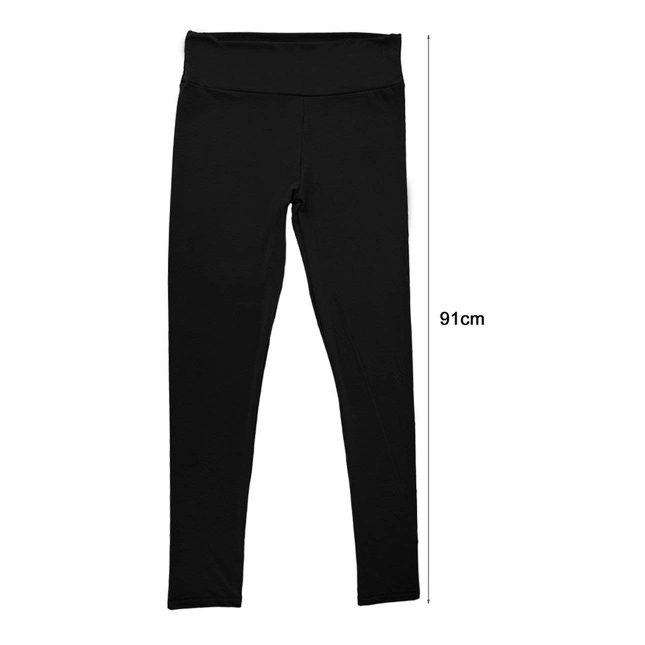 2c8e4b924a1e Amazon.com : Liobaba Womens Stretchy Pants Elastic Trouser Sport ...