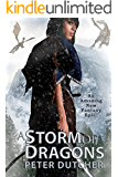 A Storm of Dragons: An Amazing New Fantasy Epic! (The Nobody Chronicles Book 1)