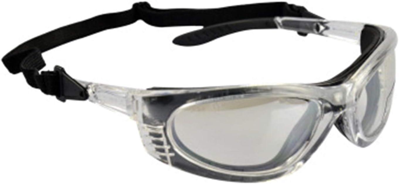 FR&RF - Gafas de seguridad resistentes a los rayos UV para proteger la conducción al aire libre contra la saliva del polvo y las salpicaduras de sustancias químicas